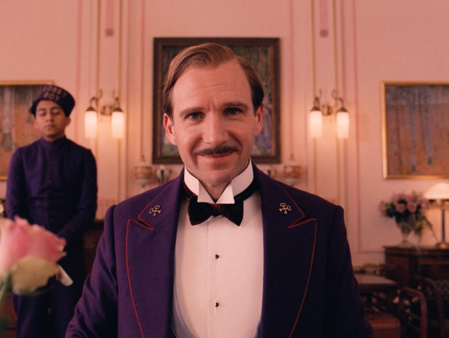 Отель «Гранд Будапешт» / The Grand Budapest Hotel (2014): кадр из фильма