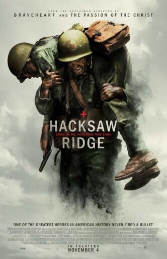 По соображениям совести / Hacksaw Ridge (2016): постер