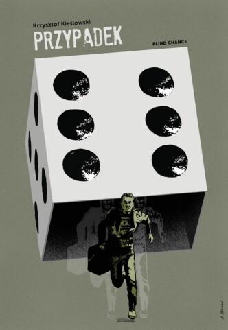 Случай / Przypadek (1987): постер